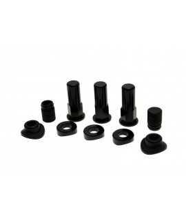 kit ecrou gripster, bouchon valve, joint de valve