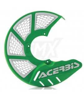 protege disque ventilé ACERBIS vert