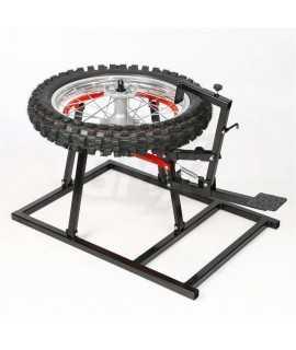 support démonte pneus professionnel