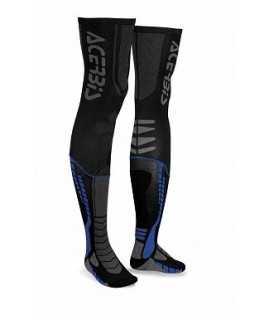 chaussette X-LEG ACERBIS bleu