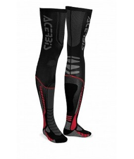 chaussette X-LEG ACERBIS rouge