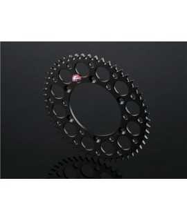 couronne alu RENTHAL noir YZ/F