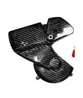 couvre demarreur carbon 4MX KTM et HVA 250-300cc 2T 11-16