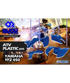 kit plastique complet 450 YFZ 04-08