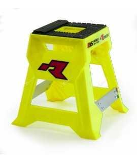 bequille RACETECH TT R15 jaune fuo