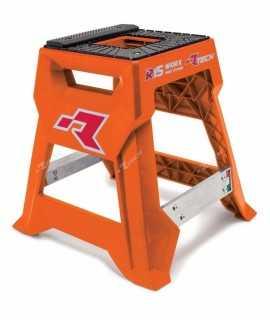 bequille RACETECH TT R15 orange fuo