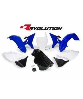 kit plastique RACETECH REVOLUTION 125/250 YZ 02-17