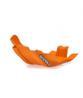 sabot plastique ACERBIS 250/300 EXC 17-19, HUSQVARNA 250/300 FE 17
