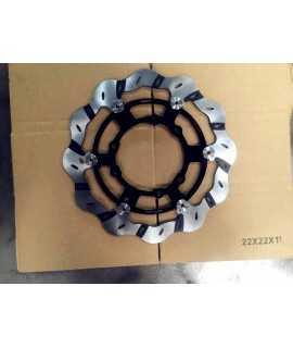 disque frein avant TECH2 270mm oversize CR/F