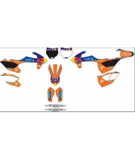 kit deco complet GO PRO SX/F 13-15