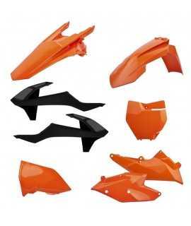 kit plastique POLISPORT EXC/F 17-
