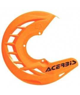 protege disque ACERBIS orange fluo