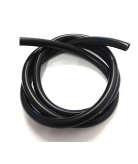 durite carbu noir 6x9mm 1 metre
