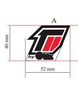 sticker moyeux TECH2