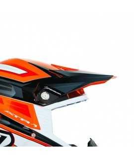 visiere 6D Pilot Neon Orange
