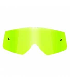 écran THOR pour Masque COMBAT / CONQUER / SNIPER Mirror Lime