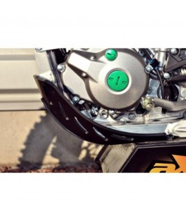 Sabot GP AXP PHD noir Kawasaki KX450F 19-