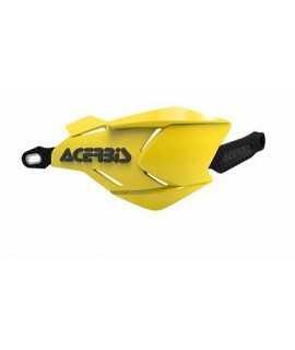protèges mains ACERBIS X-FACTORY jaune/noir