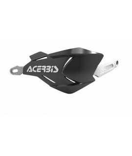protèges mains ACERBIS X-FACTORY noir/blanc