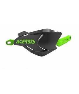protèges mains ACERBIS X-FACTORY noir/vert