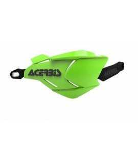 protèges mains ACERBIS X-FACTORY vert/noir