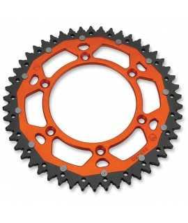 couronne alu/acier MOOSE KTM (4 coloris dispo)