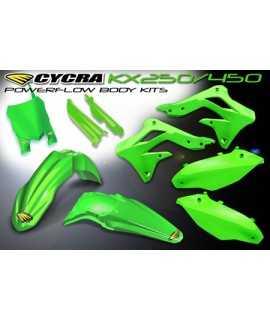 kit plastique cycra 250 kxf 13-16