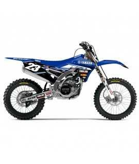 Kit déco complet D'Cor Team Yamaha Star Racing 250/450 YZF 14-17