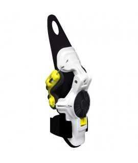 Protège-poignet MOBIUS X8 - blanc/jaune