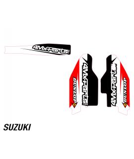 kit deco bras oscillant + bas de fourche RMZ 10-18