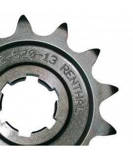 Pignon RENTHAL 13 dents acier standard pas 520 type 439 Honda CR125R/CRF250R