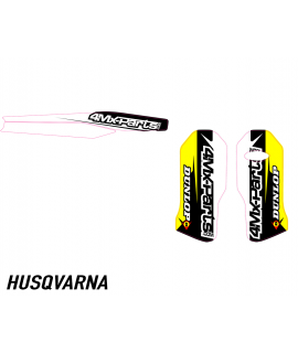 kit deco bras oscillant + bas de fourche HUSQVARNA 16-18