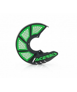 protege disque ventilé ACERBIS noir vert