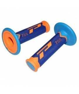 poignées PRO GRIP 788 orange bleu bleu