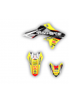 kit deco replica 4MX-PARTS 450 RMZ 18