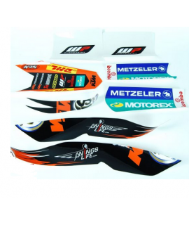 decal set factory exc 2010