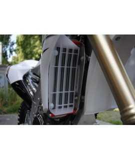 Protection radiateur AXP rouge 450YZF 2014-2017 250YZF 2014-2018