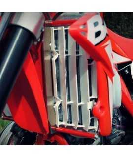 Protection radiateur AXP rouge RR250/RR300 2013-2016