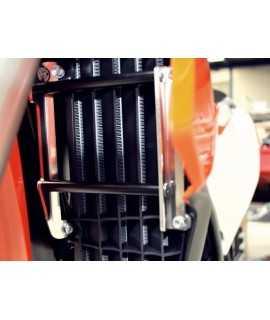 Protection de radiateur AXP alu noir KTM SX/F 16-18, EXC/F , HVA 16-19