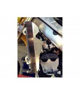 Protection radiateur AXP bleu RM-Z250 2015