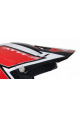 visiere 6D ATR2 strike rouge