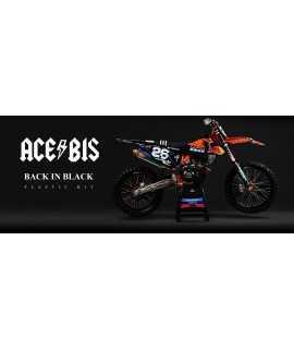 deco KTM SX/F 16-18 replica GO PRO WASHOUGAL black edition