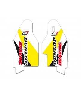 Kit déco protection de fourche BLACKBIRD Suzuki