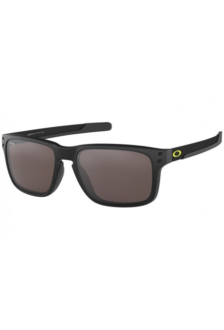 8017cfdef5bd36 Lunette de soleil OAKLEY Holbrook Valentino Rossi Signature Series Matte  Black verres PRIZM Black Polarized