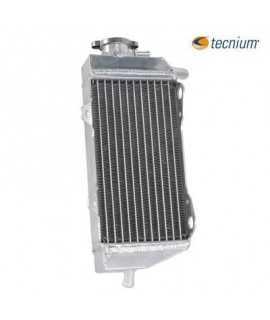 radiateur oversize 450 CRF et CRF RX 17-19 tecnium