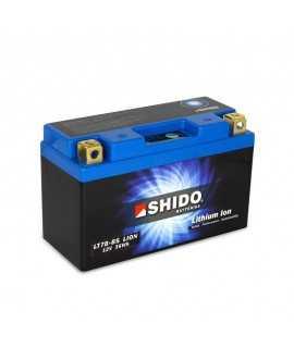 Batterie SHIDO Lithium Ion LT7B-BS sans entretien