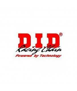 Attache rapide D.I.D 520 VT or/noir semi-pressée