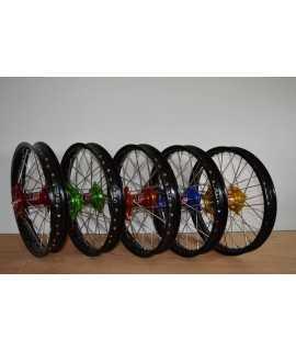 """roue arriere TECH2 GLM CRFX-R 17-19 et 450 CRF 13-19 en 18"""""""