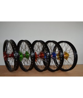 """roue arriere VMX pour CRFX-R 17-19 et 450 CRF 13-19 en 18"""""""