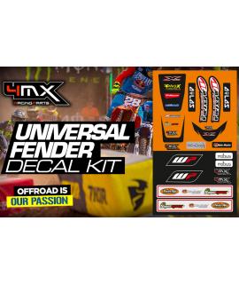 kit universelle garde boue avant et arriere  KTM